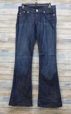 Rock & Republic Jeans 27 x 33 Women's Roth Flare Stretch   (E-05)