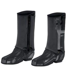 G.I. Joe Duke Fight Movie Children's Costume Accessory Boot Covers, Black NWT