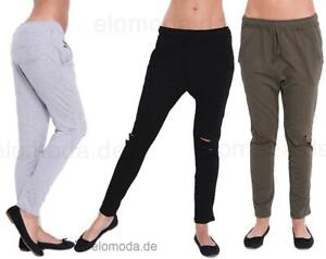 Women Pants Casual with Pockets IN Trendy Colors, Size Xs S M L XL, 2486