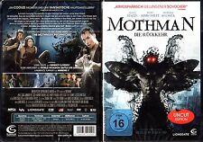 Mothman 2 - DVD - El Regreso ( Sin cortes Edición ) 2011 - con Wendecover