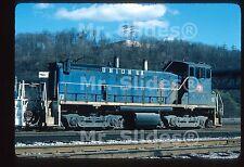 Original Slide URR Union Railroad Blue Paint MP15DC 2 In 1977
