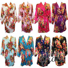 Polyester Gowns Hand-wash Only Floral Sleepwear for Women