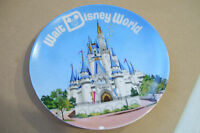 """Collectible Walt Disney World Decorative 6 1/4"""" Plate Made in Japan"""