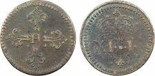 Henri III, poids monétaire du franc, XI deniers I grain - 70