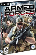 Armed Forces Corp (PC-DVD) BRAND NEW SEALED