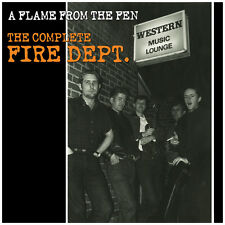The Fire Dept. - A Flame From The Fen 2CD *NEW* (Garage Billy Childish)