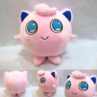 Cute Pokemon go Cartoon Jigglypuff Plush Soft Toy Stuffed Animal Doll Xmas Gifts