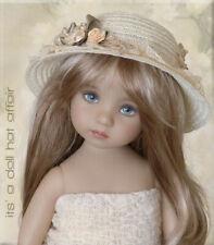 CHANTILLY Doll Hat Effner Little Darling Ellowyne Prudence Iplehouse SID EID