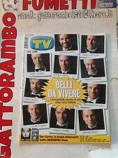 Tv Sorrisi e Canzoni N. 18-19 Anno 2000 Belli Da Vivere Mondadori Ottimo