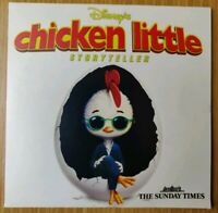 Chicken Little Storyteller Sunday Times Promo CD Promotional Disc