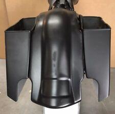 """Harley Davidson 6"""" Stretched Saddlebags & Fender Set - Road King Saddle Bags"""