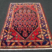 Alter Orient Teppich 154 x 111 cm Perserteppich Boteh Termeh Muster Old Carpet