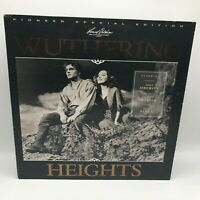 Wuthering Heights Laserdisc Pioneer Special Edition LD Olivier PSE95-64 1995