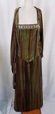 Eternal Love Renaissance Wicca Goddess Gothic Maxi Dress Womens XXL Made in USA
