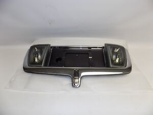 New OEM 1999 Lincoln LS License Plate Panel Pocket Housing Light Assembly Ford