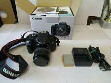 Canon Eos 650d reflex solo corpo ottime condizioni con scatola ed imballi