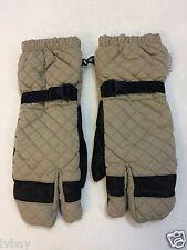 moncler handschuhe teilleder m rrp £ 330