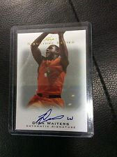 2012-13 Leaf Signature Dion Waiters RC on card Auto Autograph Heat Hot