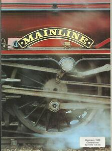 Katalog Palitoy Mainline Railrways 1985 Modelleisenbahnen in OO System