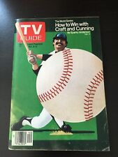 TV Guide Oct 6-12 1979 The World Series: How To Win With Craft And Cunning