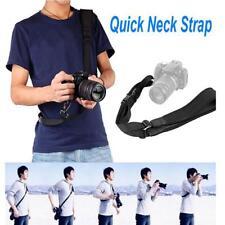 Adjustable Shoulder Strap Soft Foam Sling for Canon Nikon Digital Camera