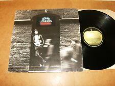 JOHN LENNON : ROCK N ROLL - UK LP 1975 - APPLE PCS 7169 ( 1U / 1U )