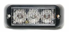 NEW Abrams Eclipse T3 Led Grille Emergency Vehicle Warning Strobe Lights Red