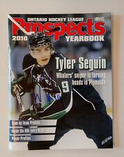 RARE TYLER SEGUIN SIGNED 2010 OHL PROSPECTS YEARBOOK