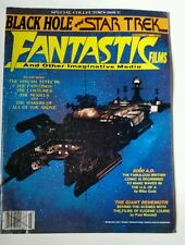 March1980 Fantastic Films #15, Collector's Issue - Star Trek TMP, The Black Hole