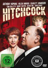 Hitchcock - Anthony Hopkins, Scarlett Johansson, Helen Mirren - DVD