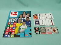 Topps Bundesliga Sticker 2019/2020 50 Sticker aussuchen aus 295 19/20