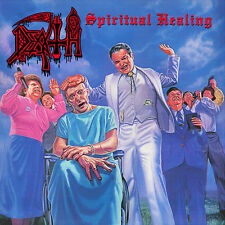 DEATH SPIRITUAL HEALING BRAND NEW SEALED CD