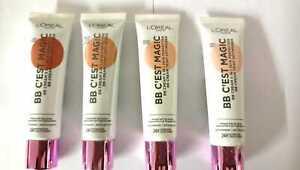 L'Oreal BB C'est Magic BB Cream 5-In-1 Skin Perfector 30ml - Please Choose Shade