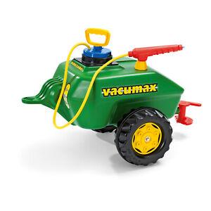 Rolly Toys Fassanhänger, Pumpe, Spritze (Kinder von 3-10 Jahre, 15 Liter) 122868