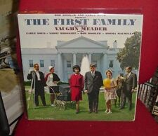 Bob Booker & Earle Doud - The First Family 1962 Cadence