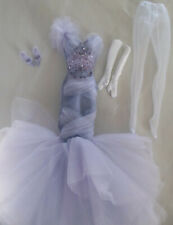 SILKSTONE LAVENDER LUXE BARBIE COMPLETE OUTFIT ONLY
