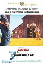 Heaven With a Gun 0883316716229 With Glenn Ford DVD Region 1
