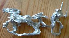 RAFM Miniatures Illusionist Dream Warrior Spirit Host On Horseback