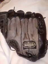 "Left Louisville Slugger Youth Glove Pattern Genesis 1884 Series Soft 10.5"" Black"