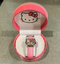 Hello Kitty Girl's HK1880J Analog Display Quartz Pink Watch - Needs new battery
