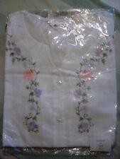 Damart ladies blouse, size 14, colour white, new