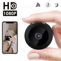 Mini Cámara Espía Oculta IP Cámara HD 1080P WIFI iPhone Android PC Seguridad New