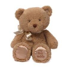 Gund My First Teddy Bear Baby Stuffed Animal