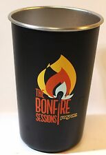JANSPORT The Bonfire Sessions 2015 Noisey.com Stainless Steel Tumbler Cup 16oz
