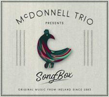 Songbox McDonnell Trio - CD NEUF sous blister