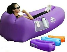 Wekapo Inflatable Lounger Air Sofa Hammock-Portable,Water Proof & Anti-Air Leak