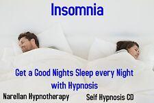 Insomnia cure - Hypnosis CD - Narellan Hypnotherapy