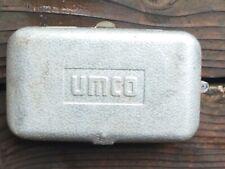 Vintage Umco Vest Tackle Fly Box Waist Fishing