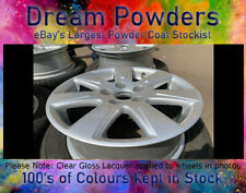SILVER NICKEL M3000I Gloss 1kg Powder Coat Coating Refurbishment Alloy Wheel