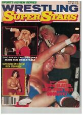 Slater review Wrestling Mag NWA 1978 Gagne AWA Super stars Graham Steamboat WWWF